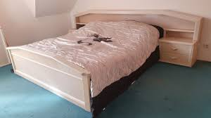 schlafzimmer esche perlmutt in 31535 neustadt am rübenberge
