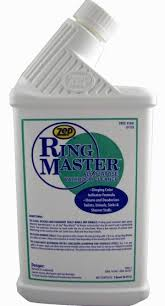 ringmaster bathroom cleaner by zep 1 gallon 4 case advanced
