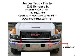 GMC / Chevrolet C4500 & C5500 Bumper: Chrome Steel, Fits '03 And Newer Painless Performance Gmcchevy Truck Harnses 10206 Free Shipping 4in Suspension Lift Kit For 7791 Chevy Gmc 4wd 1500 Pickup Suv Hoods Fenders Grilles Holst Parts All Of 7387 And Special Edition Trucks Part I 1984 Sierra Maintenancerestoration Oldvintage Vehicles The 34 K25 4x4 62l Diesel Oem Paint 99 Rustfree 1987 Chevrolet C Mack For Ck Wikipedia 19472008 Accsories Bruin Chev84 Classic Regular Cab Specs Photos Used 1988 Pickup Cars Midway U Pull