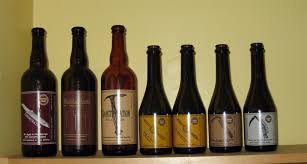 Jolly Pumpkin Oro De Calabaza by Harvesting Sour Beer Bottle Dregs The Mad Fermentationist