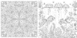 Amazon Secret Garden An Inky Treasure Hunt And Coloring Book 9781780671062 Johanna Basford Books