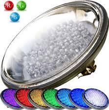 12v 5 watt rgb automatic color changing par36 80皸 led bulb