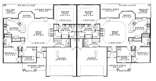 6 Bedroom Home Plans 20 House