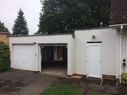 100 Double Garage Conversion Side Extension And
