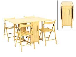 table de cuisine avec chaise encastrable table avec chaises encastrables buffet wengac pas cher table
