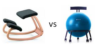 kneeling chair vs yoga ball which ergonomic solution is right