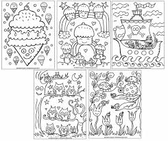 Custom Coloring Book Pages