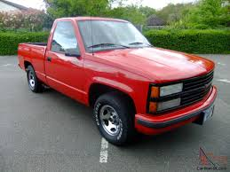CHEVROLET GM 454 SS SPORTS MUSCLE PICK-UP TRUCK V8 AUTO 7.4L BIG ...