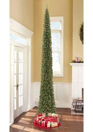 Flocked Slim Xmas Trees by Fake Christmas Trees Walmart Best Images Collections Hd For