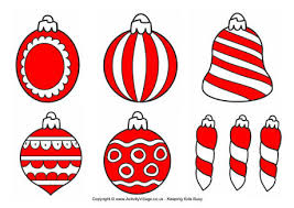 Christmas Decorations Printables