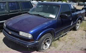 100 Truck Salvage Wichita Ks 2000 Chevrolet S10 Pickup Truck Item L5873 SOLD Septemb