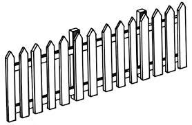 Fence Clip Art