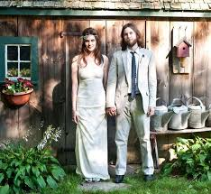 Vintage Hippie Chic Bride