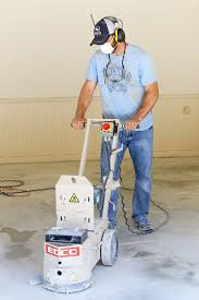 Edco Floor Grinder Home Depot by Removing Paint From Concrete Floors Bower Power