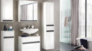 bad hochschrank sol badschrank in weiß melamin hochglanz hängend