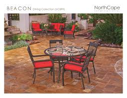 Northcape Patio Furniture Cabo by Deck Home And Patio Inc Northcape International