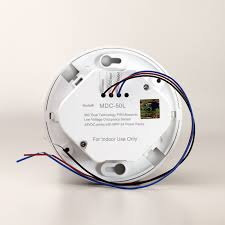 Ceiling Mount Occupancy Sensor Switch by Enerlites Multi Technology Low Voltage Ceiling Mount Sensor Mdc
