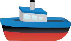 Transportation Boat Clip Art PNG Image 345