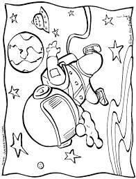 Sagacious Outer Space Colouring Pages Sinceso That Coloring
