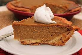 Solid Pack Pumpkin Pie Recipe by Spiced Pumpkin Pie With Cinnamon Roll Crust Daily Dish Recipes