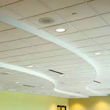 24 X 24 Inch Ceiling Tiles by Sonex Contour Ceiling Tile Acoustical Solutions