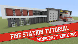 Fire Station Tutorial - Minecraft Xbox 360 #1   Minecraft ... Minecraft Gaming Xbox Xbox360 Pc House Home Creative Mode Mojang Cool House Ideas Xbox 360 Tremendous 32 On Home Lets Build A Barn Ep1 One Edition Youtube Fire Station Tutorial 1 Minecraft Horse Stable Google Search Pinterest Mansion Part And Silo Part 4 How To Make