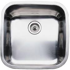 Blanco Sink Protector Stainless Steel by Blanco 440158 Supreme Stainless Steel Undermount Single Bowl