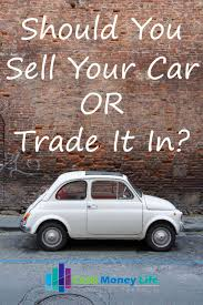 Trade In Car Or Sell It Privately? - The Math Might Surprise You!
