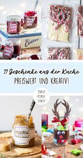 17 geschenke aus der küche in 2020 kleine geschenke