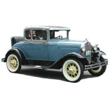 Classics Clipart Old Fashioned Car 7