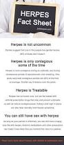 Viral Shedding Herpes Simplex by Herpes Facts Sheet All You Need To Make Smart Choices About Hsv