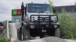 100 Ebay Commercial Truck Buy Arnold Schwarzeneggers Unimog On EBay Autoweek