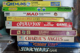 I Found A Stack Of Old Retro Board Games In An Abandoned House Lots S