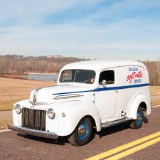 1946 Ford Panel Truck | MotoeXotica Classic Car Sales Filered Ford Panel Truckjpg Wikimedia Commons 1956 F100 Truck Vintage 1946 Truck Stock Photo 160593749 Alamy Gallery 01939 1938 Review 1955 Ipmsusa Reviews 1949 Front Side For Sale 1944 Joels Old Car Pictures Classic 1940 Just Sold Blocker Motors Courier 1952 Ford F1 Panel Truck Project Donor Car Included 5900 The Hamb
