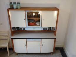 schöner 50er 60er küchenschrank bufette