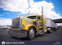 The Classic Yellow Powerful American Heavy Big Rig Semi Truck With ... Alaharma Finland August 12 2016 Image Photo Bigstock Classic Semi Truck Classic Trucks Pinterest Semi Stepping Stone 1940 Chevrolet Truck Autocar Duel Youtube White Color And Trailer With Chrome Standig Intertional For Sale On Classiccarscom Large Popular With Chrome Accents Highway 2005 Freightliner Fld132 Xl Item D2395 1956 Mack B61 Trucks Trailers 1 Photos Of Old Kenworth The Best Big Rigs Classics Autotrader