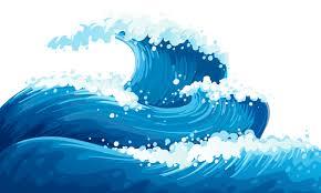 Wave Clip Art s Ocean Wave Clip Art Vector Water Waves Clip 3 Clipartcow Free