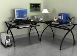 Glass Corner Desk Office Depot by Uncommon Figure Executive Metal Desk Easy Modern Desk With Return