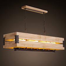 moderne stil marmor kerze droplight rechteck holz led anhänger le leuchten für esszimmer hängen licht hause beleuchtung