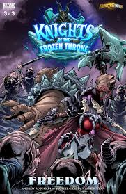 Overload Shaman Deck Frozen Throne by Knights Of The Frozen Throne Comics Hearthstone Top Decks