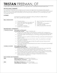 Massage Therapy Resume Examples Therapist Cover Letter