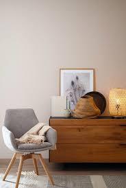 scandi look wandfarbe beige und naturlook schöner wohnen