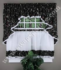 Brylane Home Kitchen Curtains by 92 Best Cafe Tier Curtains Images On Pinterest Tier Curtains