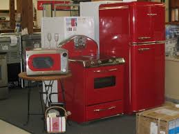 Retro 1950s Styled Kitchen Appliances With All The Modern Conveniences By Elmira Stove Works