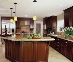 Kitchen Paint Colors With Light Cherry Cabinets by Granite Colors To Match Cherry Cabinets Painting Best Home Design