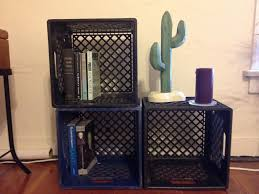 Introduction The Milk Crate Bookshelf
