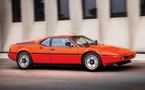 1980 BMW M1 Classic Drive Motor Trend Classic