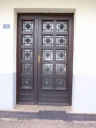 porte entree vantaux photo porte d entrée 2 vantaux vitrée et bois 1300x 2150