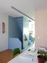 Home Interior Work Lagado Architects Creates Colourful Live Work Spaces Inside