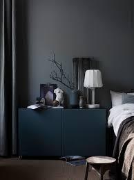 wandfarbe möbel black schlafzimmer an schwarze möbel und
